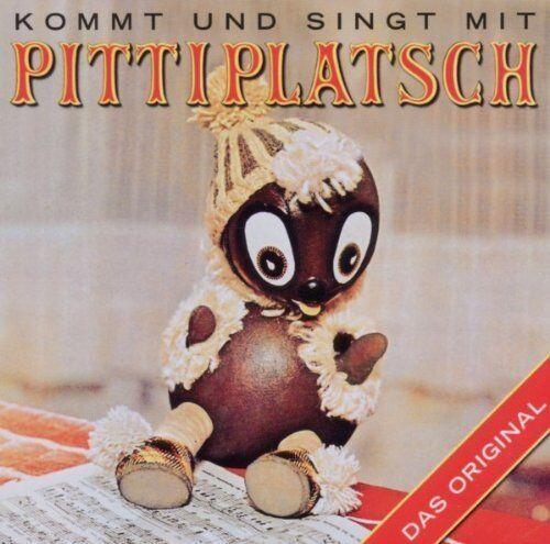 Kommt Und Singt Mit PITTIPLATSCH * DDR Hörspiel CD NEU