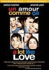 A Lot Like Love (DVD, Canadian; French)