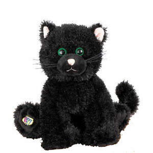 Webkinz Black Cat<HM135> new with unused tag