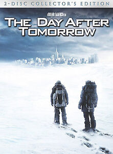 The-Day-After-Tomorrow-DVD-2-Disc-Set-All-Access-Collectors-Edition-Brand-New