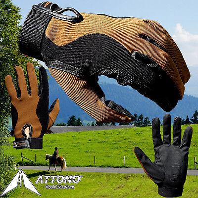 Reithandschuhe Turnier Dressur Handschuhe Damen Herren