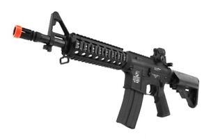 453FPS COLT Airsoft M4 CQB-R Metal AEG Rifle Licensed