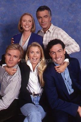 Bold   Beautiful 1993 Cast 35Mm 4 Transparency Lot 533F
