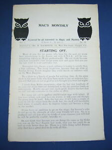 Macs-Monthly-Journal-of-Magic-Mystery-No-12