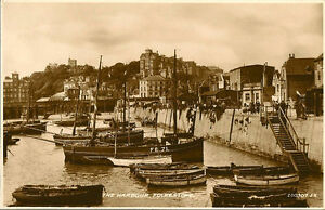 FOLKESTONE-Kent-The-Harbour-RP