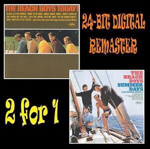 beach boys today summer days hdcd rem cd new ebay. Black Bedroom Furniture Sets. Home Design Ideas