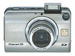 Kyocera Finecam S5 5.0 MP Digital Camera