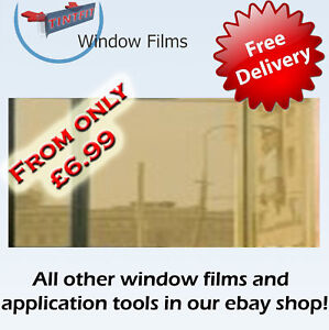 MIRROR-GOLD-80-ONE-WAY-PRO-WINDOW-TINTING-TINT-FILM