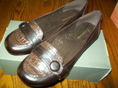 Womens jobeth Bare Traps Shoes Brown 6 Wear Ever