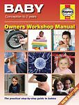Baby-Manual-Conception-to-2-Years-Haynes-Owners-Workshop-Manual-Banks-Dr-I