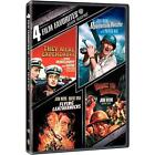 4 Film Favorites: John Wayne War (DVD, 2007, 2-Disc Set) (DVD, 2007)