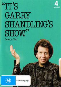 It's Garry Shandling's Show : Series 2 (DVD, 2011, 4-Disc Set)(D104)