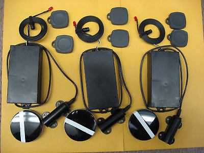 Transponder Rfid Key 3 Units Proximity Detector