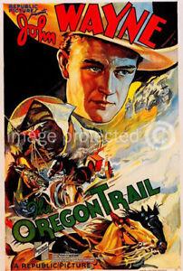 The-Oregon-Trail-Vintage-John-Wayne-Movie-Poster-24x36