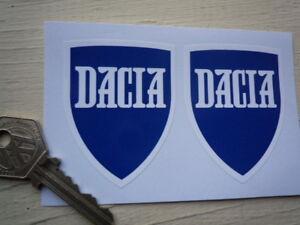Dacia adesivi auto a forma di scudetto for Finestra nella dacia