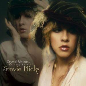 STEVIE NICKS Crystal Visions Best CD Fleetwood Mac NEW