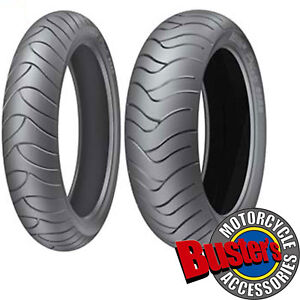 New-120-70ZR-17-180-55ZR-17-Michelin-Pilot-Road-Motorcycle-Pair-Tyres