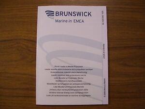 mercury 5hp 2 stroke outboard owners manual