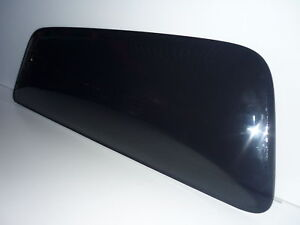 HOLDEN HK HT HG UTE  REAR BUBBLE WINDOW