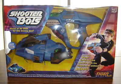 Shooter Bots Blue – Brand