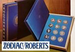 Franklin Mint Zodiac by Gilroy Roberts