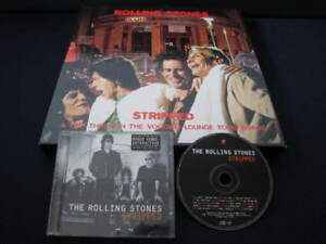 Rolling-Stones-Stripped-CD-in-Limited-Box-w-Photo-Book