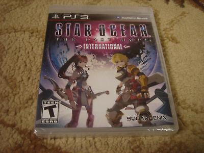 Star Ocean: The Last Hope International (sony Plays...