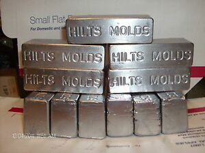 10-lbs-SOFT-LEAD-INGOTS-7-BHN-avg-CLEAN-LEAD-HILTS-MOLDS-SINKER-BULLETS-DO-IT