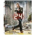 24: The Complete Eighth Season (Blu-ray Disc, 2010, 4-Disc Set) (Blu-ray Disc, 2010)
