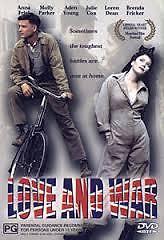Love And War (DVD, 2008)  LIKE NEW .... R4