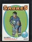 Autographed Original Hockey Trading Cards Gilbert Perreault