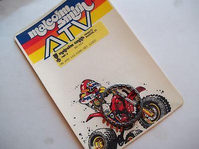 Honda Atc110 Atc 110 Piston Ring Set 123cc