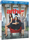 Arthur (Blu-ray Disc, 2011, 2-Disc Set)