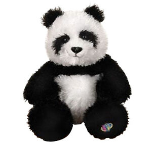 Webkinz Panda New W/ Unused Code Rare