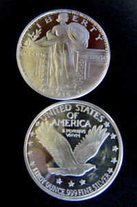 1-oz-Silver-Bullion-Eagle-Liberty-Round-One-Troy-Ounce-999-pure-fine-mint-coin