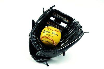 Baseballhandschuh inkl. Ball, Baseball-Handschuh + Ball