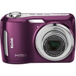 Kodak EASYSHARE C195 14.0 MP Digital Camera - Purple