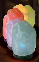 Himalayan Salt Lamps & The Healing Effects of Colors | eBay
