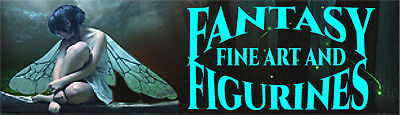 Fantasy Fine Art and Figurines