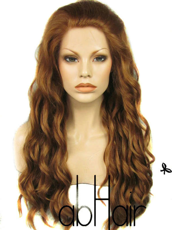 How to Apply Lace Front Wigs