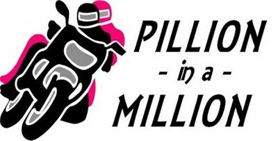 Pillion-in-a-Million