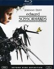 Edward Scissorhands (Blu-ray Disc, 2009, Movie Cash)