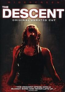 The-Descent-DVD-2006-Unrated-Edition-Widescreen-Horror
