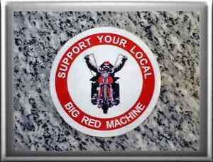 hells angels support 81 sticker aufkleber syl big red machine a02 ebay