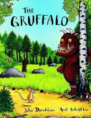 The Gruffalo, Julia Donaldson, New Book
