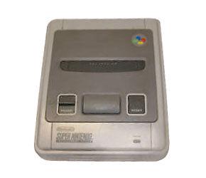 Nintendo SNES Grey Console
