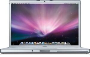 Apple MacBook Pro 15 inch 2.4Ghz Intel Core 2 Duo Unibody Early 2008