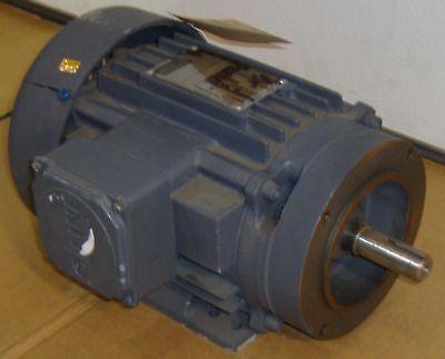 Emerson Electric Motor Hp 1.5 Rpm 1745 9190lr