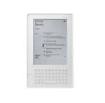 iRiver Story HD 2GB, Wi-Fi, 6in - White