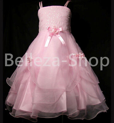 Wedding Flower Girls Party Pageant Dress Size 3T-10 on Rummage